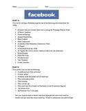 Create A Facebook Profile by Nicole Correia