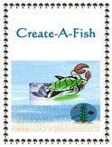 Create-A-Fish Marine Biology Activity