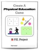 Create-A-Game Physical Education Project