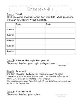 Create-A-Kit