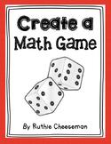 Create A Math Game