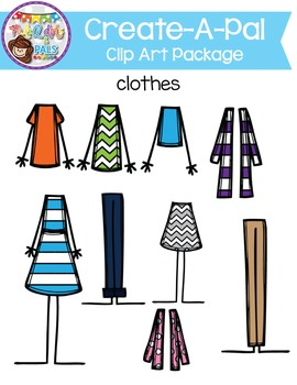 Create-A-Pal Base Set (Polka Dots and Pals)