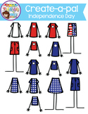Create-A-Pal Independence Day Set