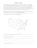 Create-A-State: Five Themes of Geography
