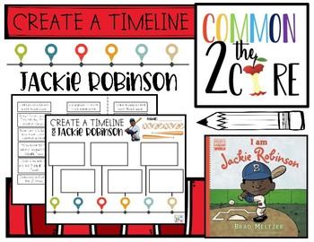 Create A Timeline - Jackie Robinson