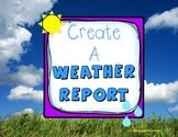 Create A Weather Report