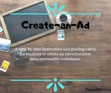 Create An Advertisement