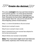 Create-An-Animal
