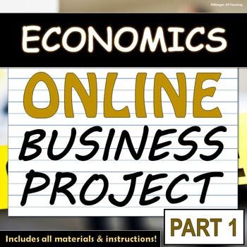 Create An Online Business Project - Economics (Part 1 of 3) - Demand Curve