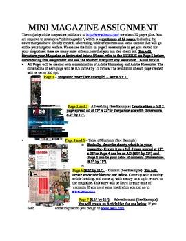 Create An Online Magazine Using Photoshop & Upload it to Issuu com