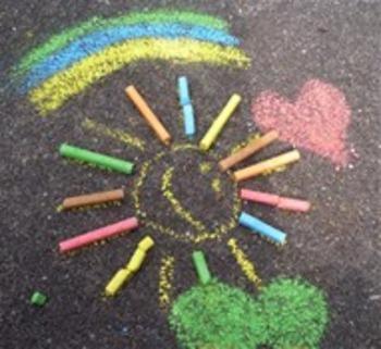 Create Art with Chalk