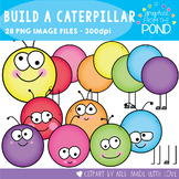 Create / Build a Caterpillar Clipart