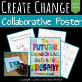 Create Change - Collaborative Poster