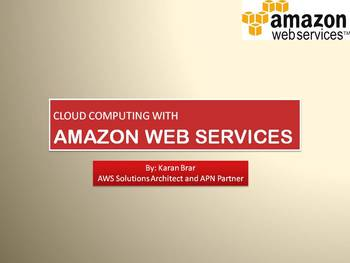 Create EC2 Virtual Server using Amazon Web Services Cloud Computing