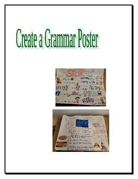 Create Grammar Poster