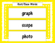 Create It! Greek Affix and Root/Base Word Sort