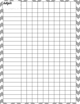 {Create Planner} Assessment Grids