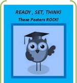 Create Posters (40+) That Teach & Inspire Students To Think!