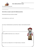 Create Rube Goldberg Machine Group Project