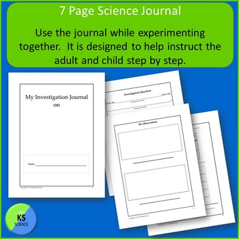 Create Science Investigations for K and 1st Grade: Experiments and Science Fairs