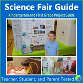 Science Fair Project Guide:  Create Original Investigations with K/1st Graders