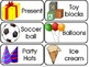 Create Solid 3D Shape Anchor Charts, Posters, BB, Centers,