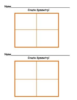 Create Symmetry
