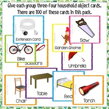 Creative and Lateral Thinking Prompt Cards