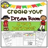 Create Your Dream Room Using Area & Perimeter