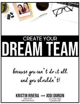 Create Your Dream Team