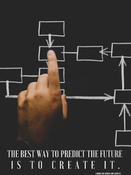 Create Your Opportunity Poster- Entrepreneurship