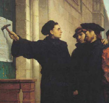 Create Your Own 95 Theses