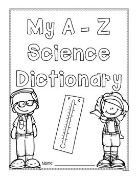 Create Your Own A-Z Dictionary