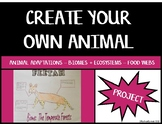 Create Your Own Animal Project