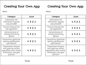 Create Your Own Application