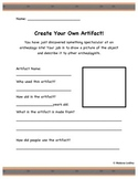 Create Your Own Artifact