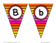 Create Your Own Banner: Pendant Alphabet and Number Set (S
