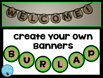 Create Your Own Banners