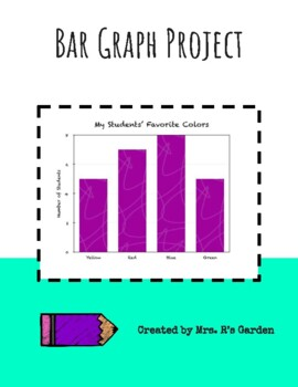 Create Your Own Bar Graph Project (UPDATED)