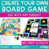 Create Your Own Board Game
