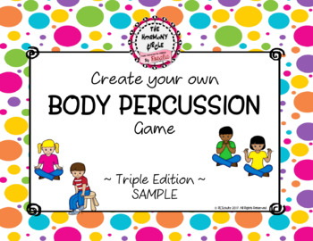Create Your Own Body Percussion - Sample