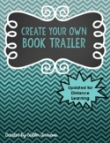 Create Your Own Book Trailer project