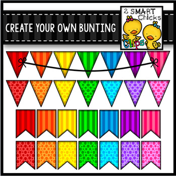 Create Your Own Bunting Bundle