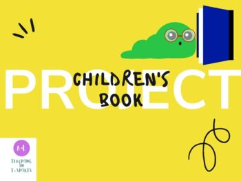 Create Your Own Children's Book