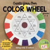 Create Your Own Color Wheel & Learn Color Mixing with Temp