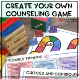 Create Your Own Counseling Game | Social Emotional Learning