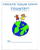 Create Your Own Country Project!