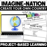 Create Your Own Country Project | Distance Learning