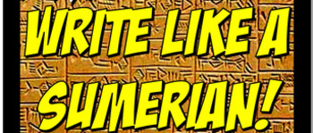 Create Your Own Cuneiform Tablet