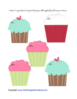 Create Your Own Cupcake Business